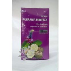Пуэрария мирифика. Mho-lang Brand  Натуральные травяные  женские витамины  100 капсул Тайланд