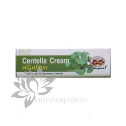 Ранозаживляющий крем на основе Центеллы 10 гр