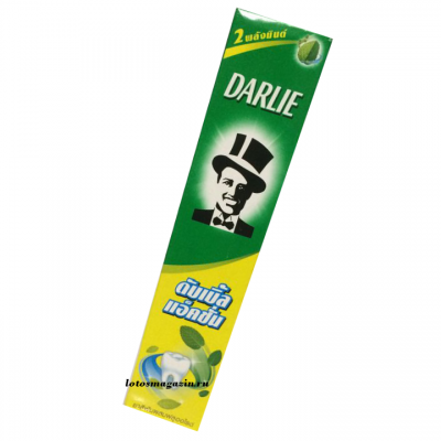 Тайская зубная паста Дарли Darly 160 г Свежее дыхание