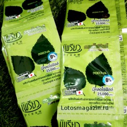 Хлорофил порошок для здоровья и молодости Preaw Chlorophyll Brand 4,25 гр Таиланд
