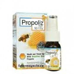 Спрей от боли в горле Propoliz Тайланд