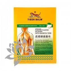Пластырь Тигровый тайский бальзам зелёный охлаждающий Tiger Balm